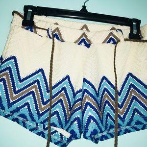 Boutique Tribal Shorts